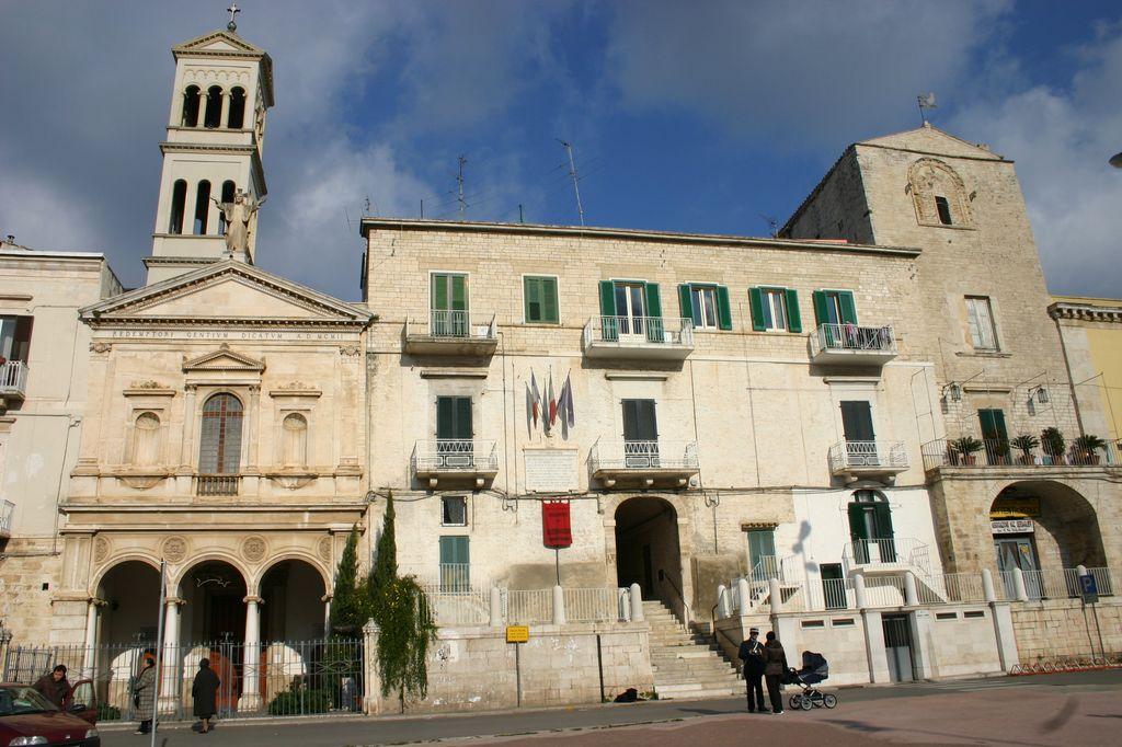 Ruvo di Puglia, il Castello