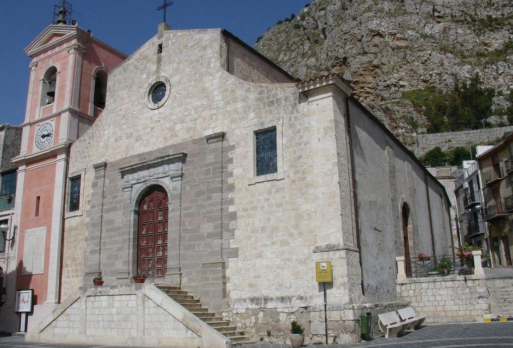 Sutera, chiesa Sant'Agata