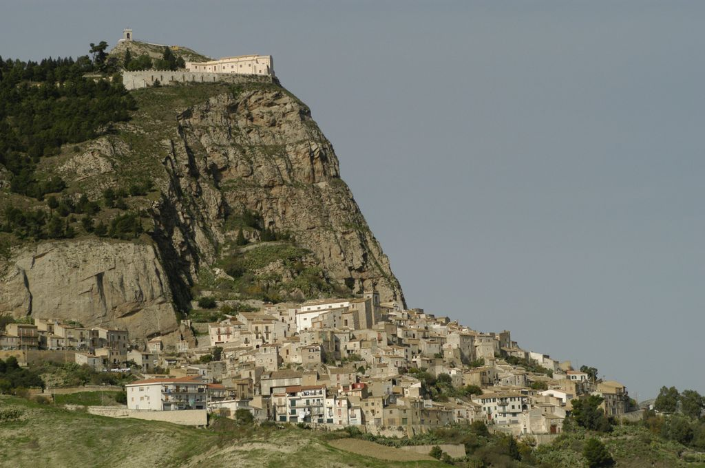 Sutera, monte San Paolino
