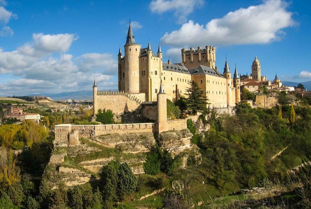 Spagna, Segovia