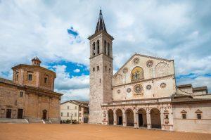 Spoleto, Cattedrale di Santa Maria Assunta