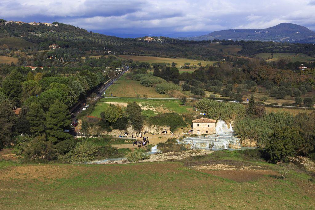 Toscana, Terme Saturnia