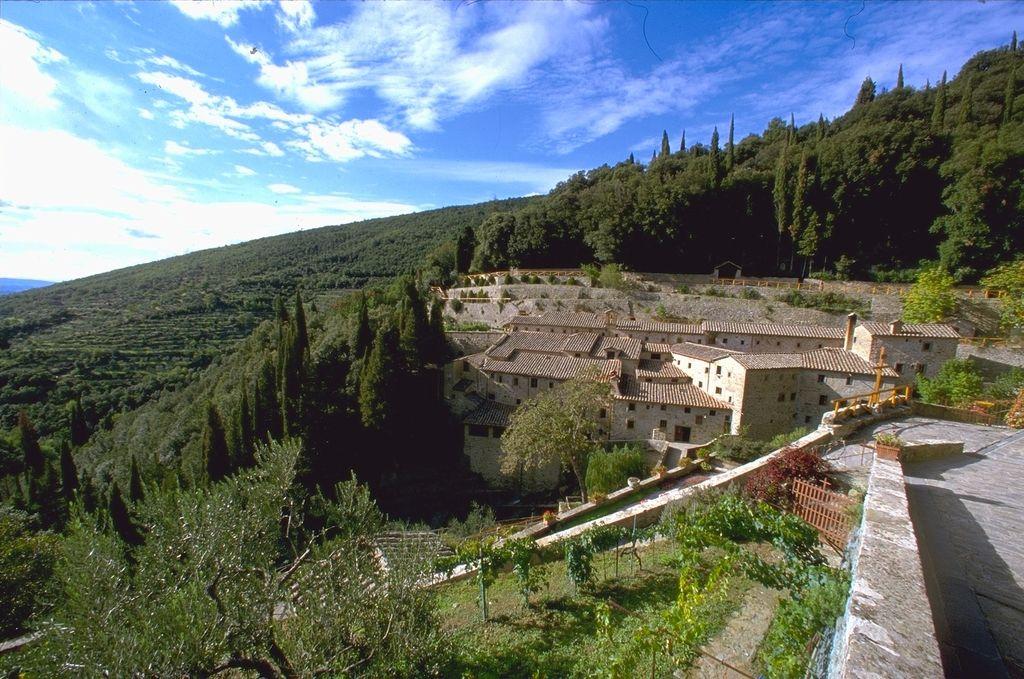 Toscana, Cortona, Eremo delle Celle