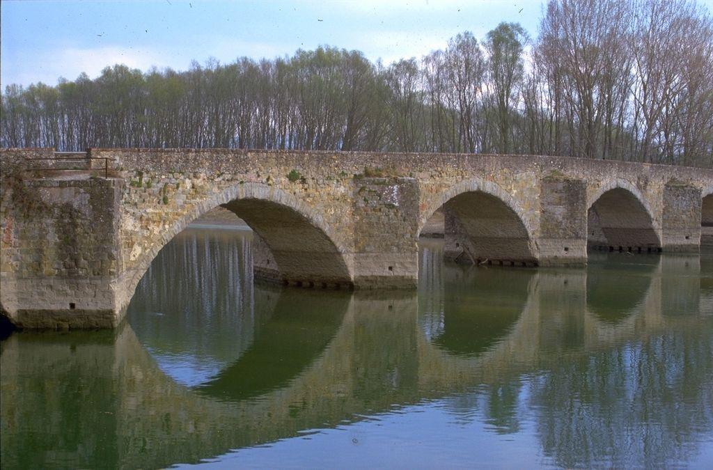 Toscana, Ponte a Buriano