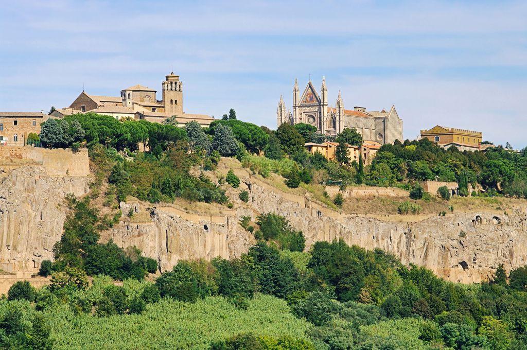 Orvieto, vista panoramica