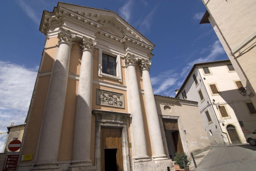 Spoleto, La chiesa di Sant'Ansano