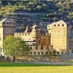 Valle d'Aosta, Castello Fenis