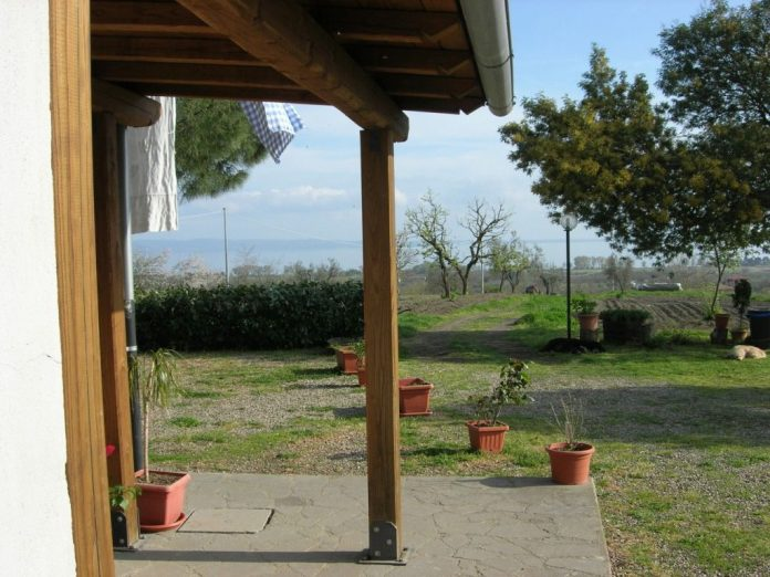 Area sosta Agriturismo La Palombara