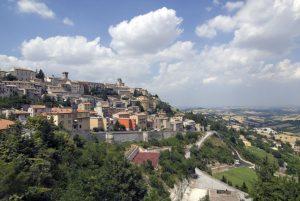 Arcevia, il borgo