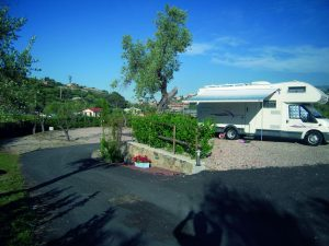 Area Camper Village - Santo Stefano al Mare (IM)