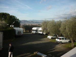 Area sosta AGR Cascina dei Peri - Castelnuovo Magra (SP)