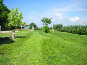 Area sosta Agriturismo Il Casale degli Oleandri  - Doganella di Ninfa (LT)