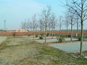 Area sosta Agriturismo Pozzo Fiorito - Castiglione delle Stiviere (MN)