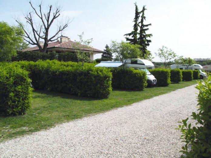 Area sosta Agriturismo Tre Colline - Bardolino (VR)