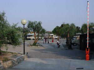 Area sosta Bowling Diano Marina