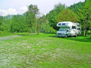Area sosta Busgarina - Clusone (BG)