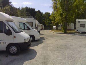 Area sosta Camper Club Adriatico - Posatora