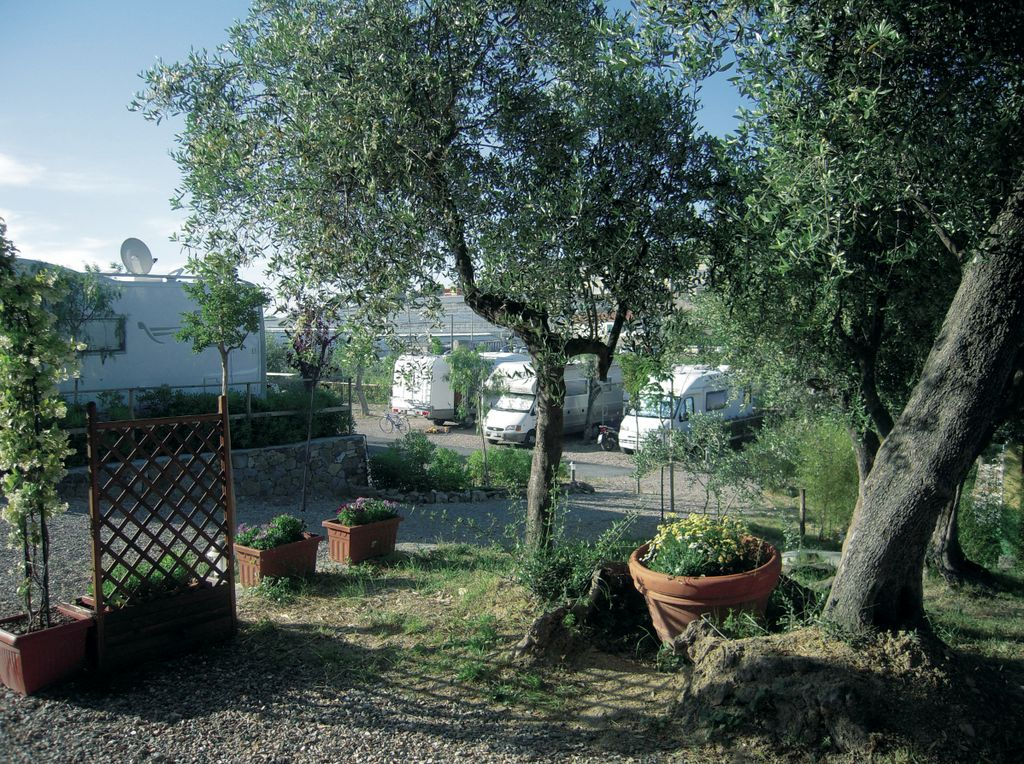 Area sosta Camper Village