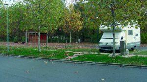 Area sosta Cascina Maggia - Brescia