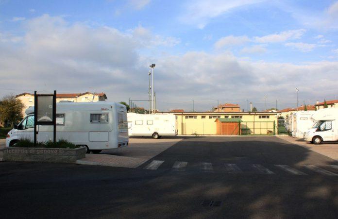 Area sosta Comunale - Arezzo (AR)