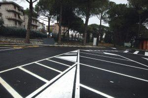 Area sosta Comunale Foro Boario - Foiano della Chiana (AR)