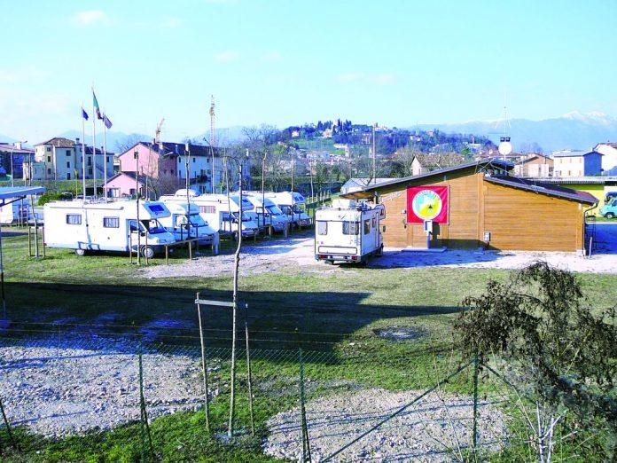 Area sosta Conegliano - Conegliano (TV)