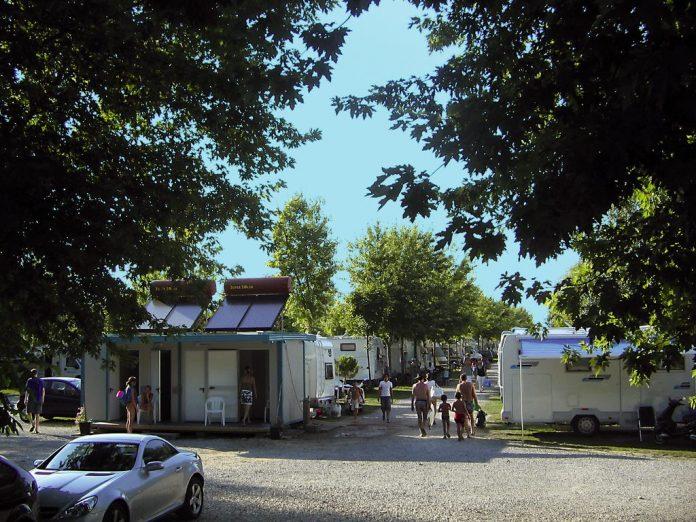 Area sosta Don Bosco - Jesolo (VE)