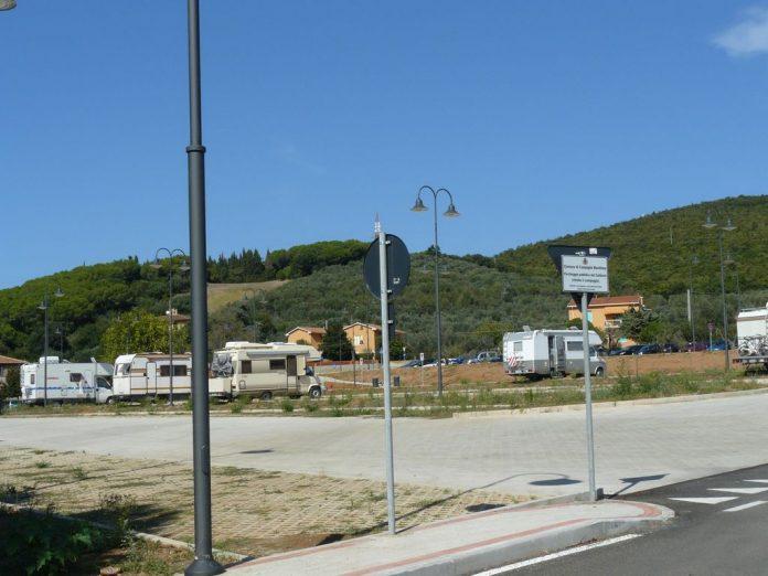 Area Sosta Il Calidario - Campiglia Marittima (LI)
