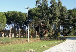 Area sosta Il Sassone