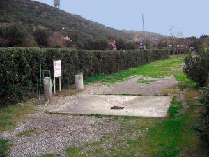 Area sosta Le Miniere - Porto Ercole (GR)