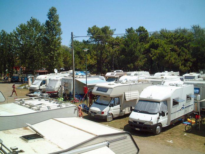 Area sosta Mare&Parco - Casal Borsetti (RA)