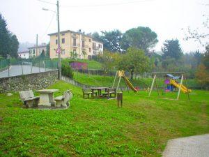 Area Sosta Monte Marenzo (LC)