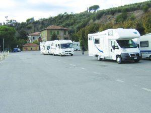Area sosta Passignano sul Trasimeno (PG)