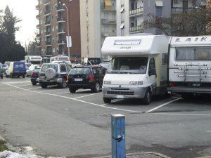 Area sosta Porta Marengo - Alessandria (AL)