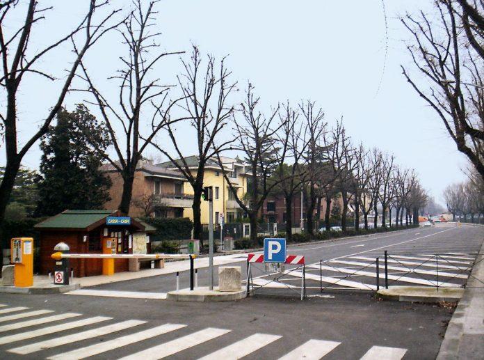 Area sosta Porta Palio - Verona (VR)