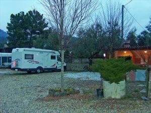Area sosta Residence Poggetto - Larciano (PT)