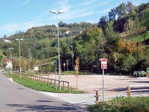 Area sosta Grancona Alta - San Marco (VI)