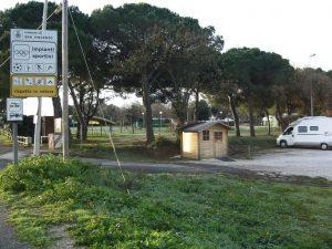 Area sosta San Vincenzo - San Vincenzo (LI)