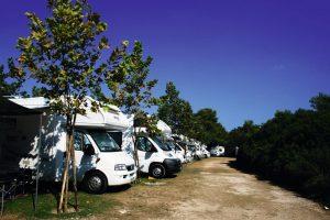 Area sosta camper Otranto - Solara (LE)