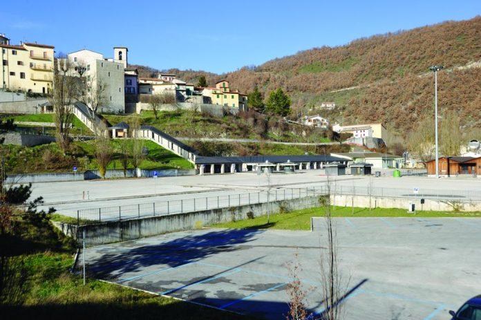 Area sosta Cascia (PG)