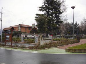 Area sosta comunale Germignaga - Germignaga(VA)