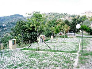 Area sosta Panicale (PG)