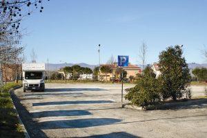 Area sosta comunale Pollenza - Pollenza (MC)