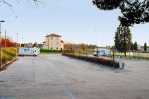 Area sosta comunale Spello - Spello (PG)
