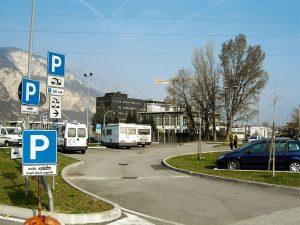 Area sosta Trento (TN)