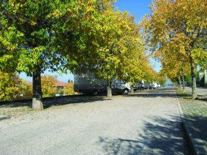 Area sosta Trevi (PG)