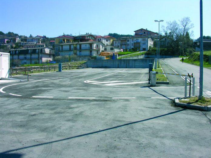 Area sosta via San Francesco di Sales - Berceto (PR)