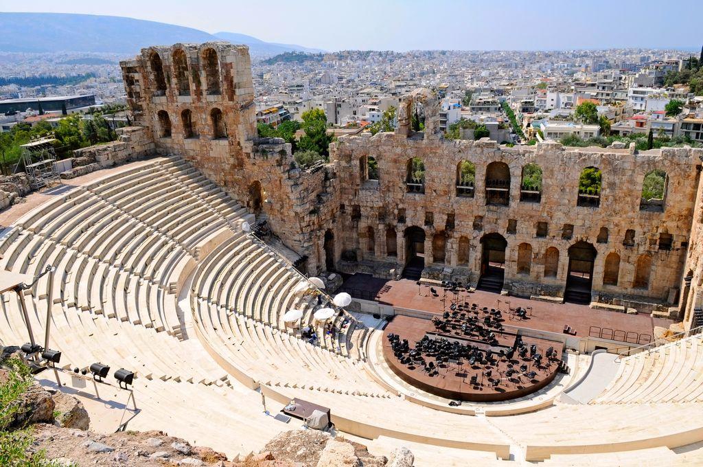 Atene, il teatro