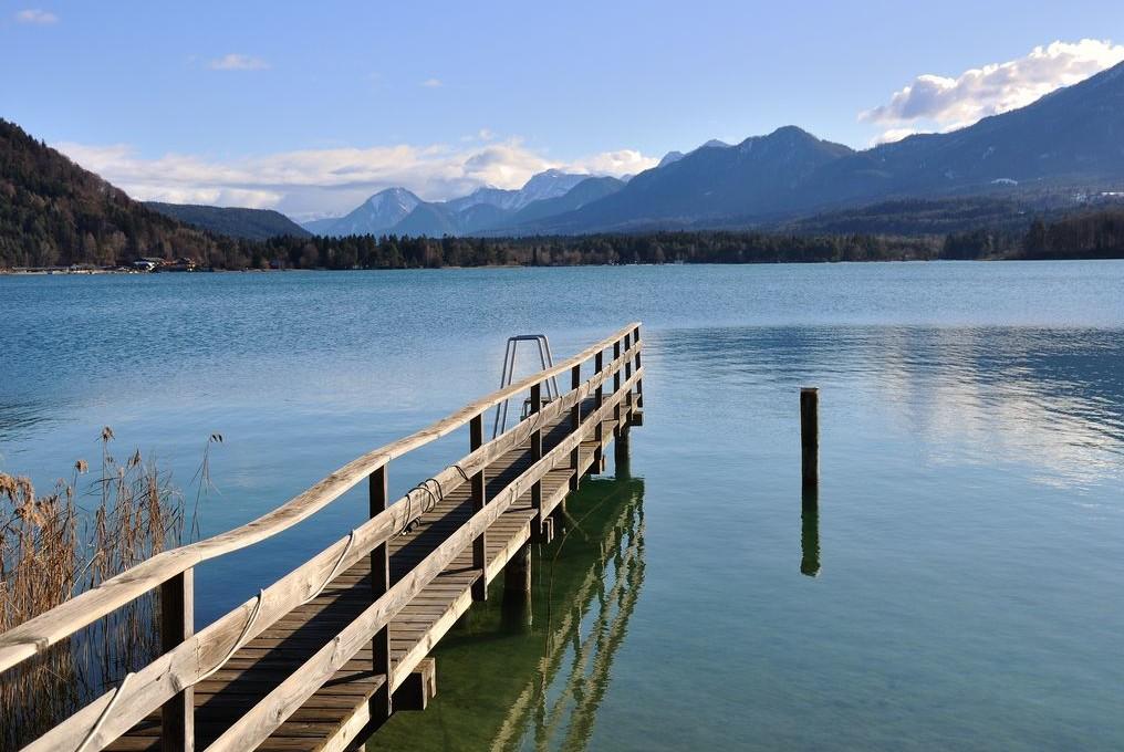 Il Lago di Ossiach