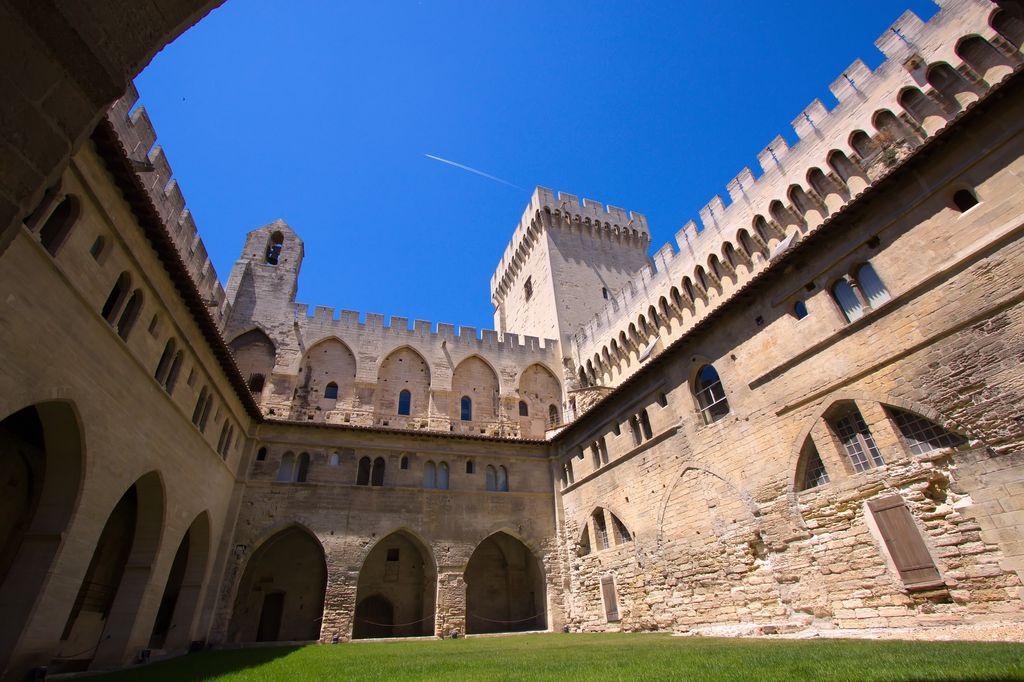 Avignone, il Palazzo Papale